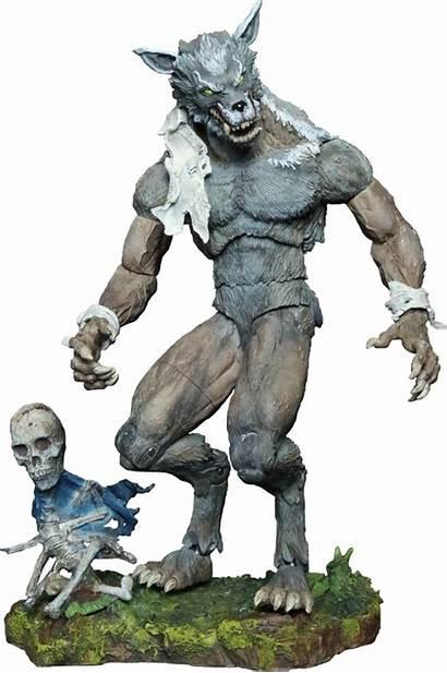 Creatureplica Werewolf Rougarou Louisiana Cajun Action Figure