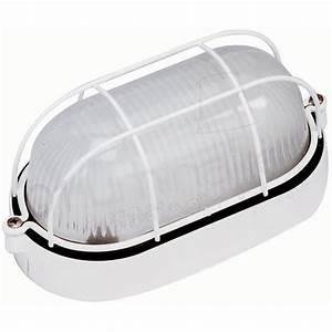 Applique Exterieur Blanc : applique exterieur estay p blanc faro 72010 ~ Edinachiropracticcenter.com Idées de Décoration