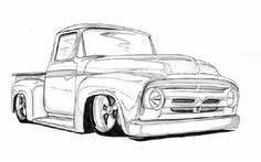 1970 chevrolet c10 truck clip art automotive clip art With 1955 chevy hot rods