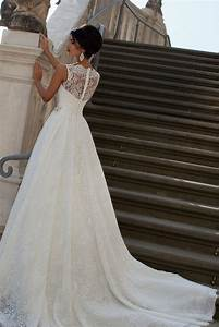 Long Train Wedding Dresses All Dress