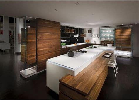 cuisine design et moderne blanche et bois avec 238 lot jeux