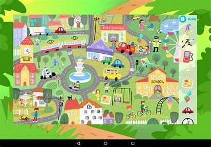 Hidden Objects Object Android Screen Apk