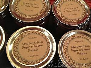 how to martha up your jam labels for nearly free in about With decorative canning jar labels