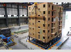 EDefense, World's Largest Earthquake Seismic Testing Table
