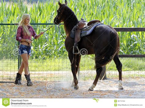 horse taming bedwingen doma cavallo tame che woman paard vrouw donna domestica caballo mujer een cowgirl