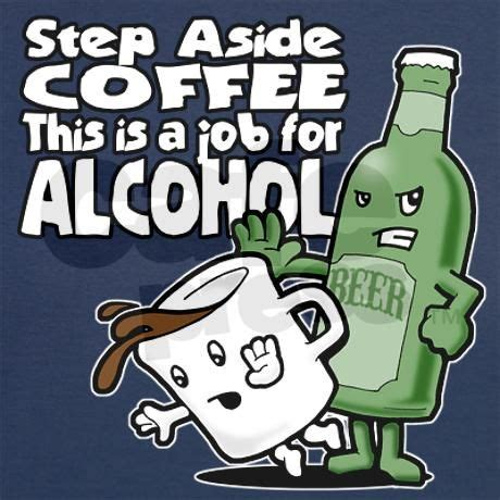 Tea did for johnson and the chinamen. Personally I put alcohol in my coffee on the weekends | Funny quotes, Funny tshirts, Beer gifts