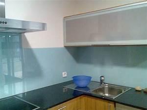 Pose Credence Verre : credence adhesive cuisine castorama maison design ~ Premium-room.com Idées de Décoration