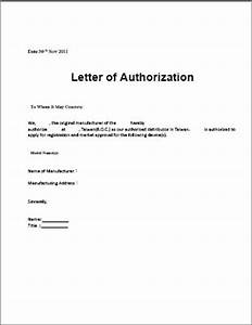 sample of authorization letter to get my birth certificate With notarized letter of authorization template