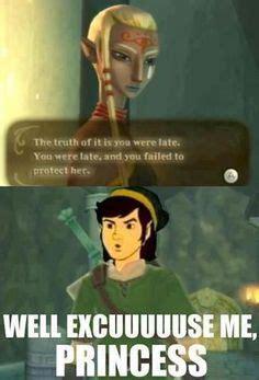 Well Excuse Me Meme - legend of zelda on pinterest the legend of zelda zelda and skyward sword