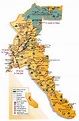 california gold rush map - Google Search | Time Spun ...