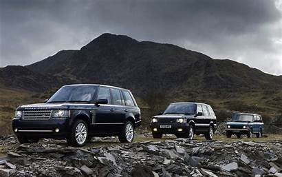 Rover Range Land Wallpapers Generations Theme Landrover
