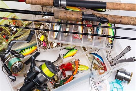 Fishing Boat Equipment List by Freshwater Fishing The Ultimate Guide Outdoor Tricks