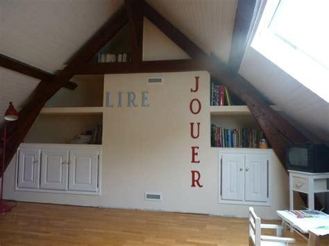 mezzanine salle de jeux photo 3 7 la bibliothèque n 39 est faite qu 39 en placo