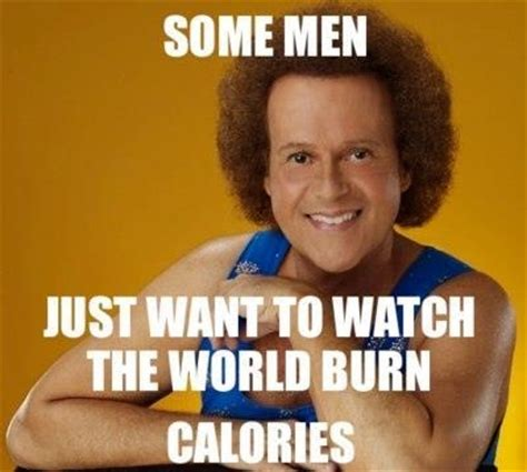 Richard Simmons Memes - richard simmons i watched his show before school as a 12 year old in the early 80 s exercise