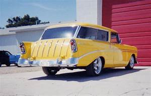 1956 Chevrolet Nomad Station Wagon