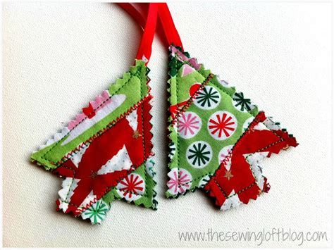 christmas tree decorations sewing patterns christmas