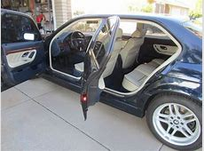Sell used 2001 BMW 740iL Midnight Blue rare Highline