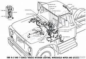 1966 Ford Truck Turn Signal Wiring