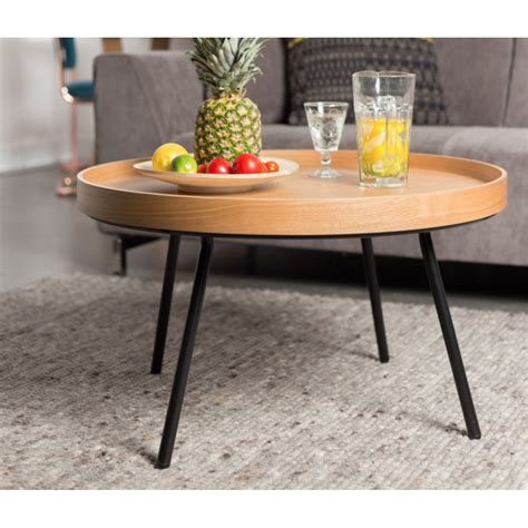 table cuisine amovible fabulous table basse plateau amovible chne oak tray with