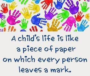 Marker clipart ... Early Childhood Intervention Quotes