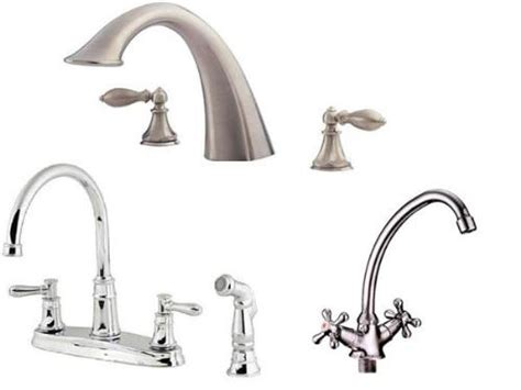 kitchen faucet types different types of kitchen faucets 28 images different
