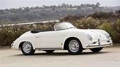 Porsche 356 A Carrera 1500 GS Speedster 1957 | Porsche 356 ...