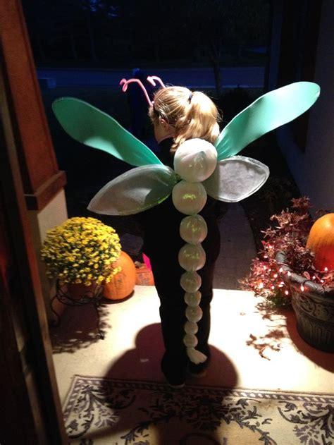 diy dragonfly costume halloween  fall fun pinterest