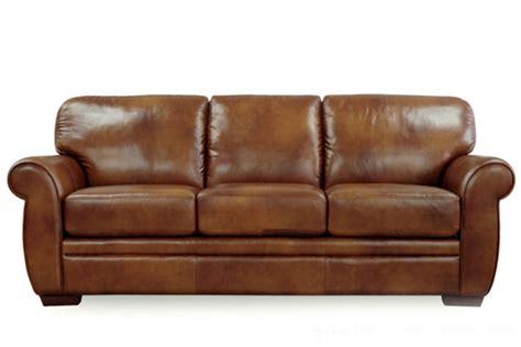 Chestnut Leather Sofa by Chestnut Leather Sofa At Gardner White