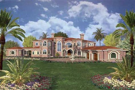 House Plan #1071189  7 Bedroom, 10433 Sq Ft Luxury