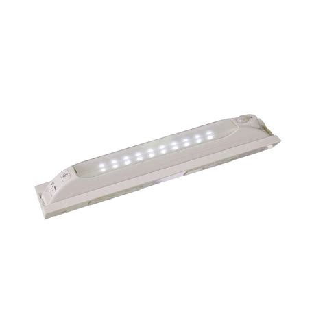 Battery Powered Light by Light It 10 Led White Battery Powered Motion Activated