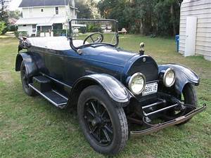 1918 Cadillac Touring Car For Sale