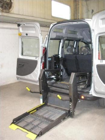 auto per disabili con pedana ausili per disabili in veneto kivi allestimenti disabili