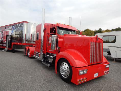 w900l kenworth trucks semitrckn kenworth custom w900l big trucks pinterest