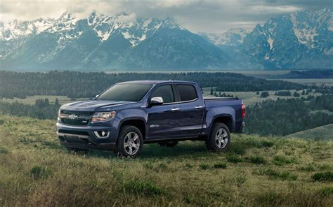 Chevrolet Colorado 4k Wallpapers by Wallpapers Chevrolet Colorado Centennial Edition