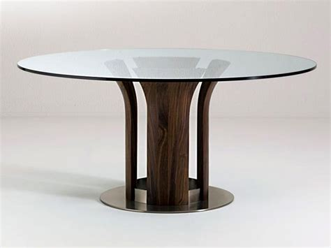 Glass Top Dining Room Sets, Round Glass Top Dining Table
