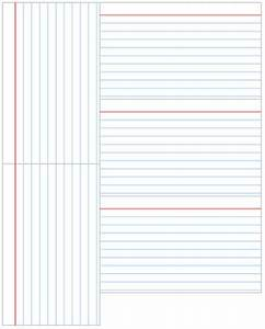 9 best images of printable index cards with lines With index card template for pages