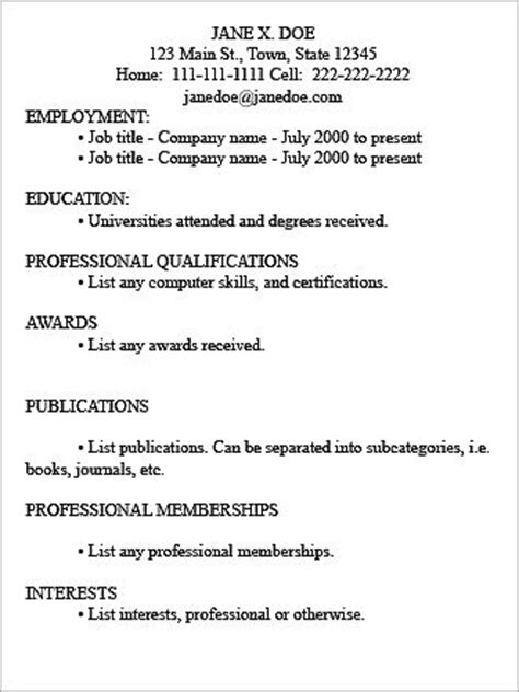 Listing Publications And Presentations On Resume by Resume Type Decoder Boston
