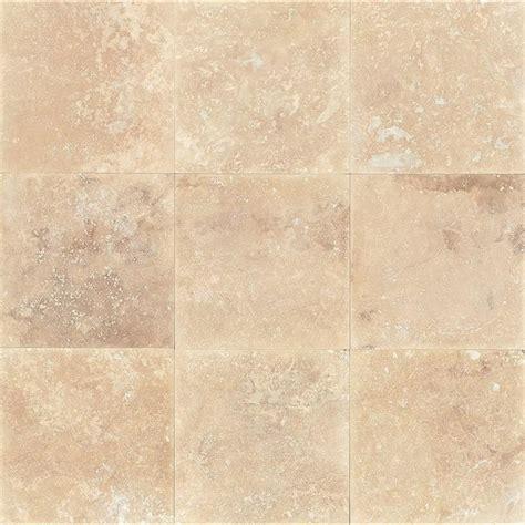 travertine beige tile tilecrest travertine stone 12 x 12 mediterranean beige classic honed