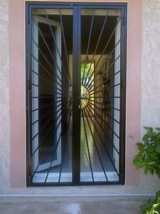 Grille Porte D Entrée : cuisine grilles fer forge pour portes recherche google ~ Melissatoandfro.com Idées de Décoration