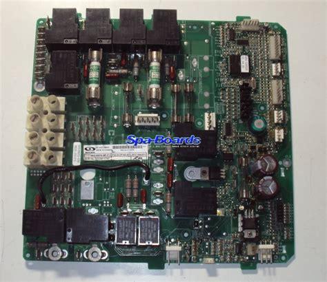 Rebuilt Spa Circuit Boards