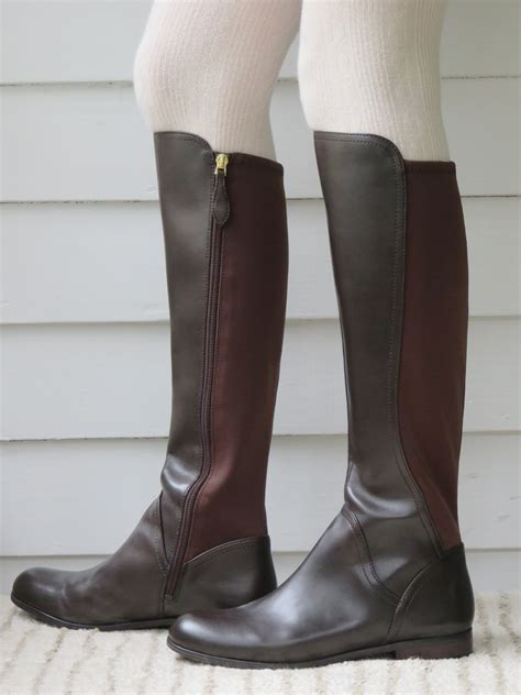 howdy slim riding boots thin calves franco sarto maleni
