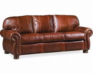 Benjamin motion 3 seat sofa double incliner leather for Thomasville sectional sofa leather