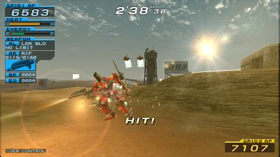 armored core formula front ios