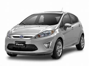 Ford Fiesta Kinetic Titanium  2012