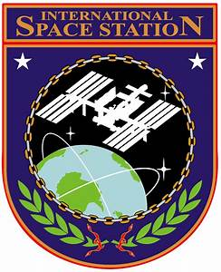 International Space Station Logo - Pics about space