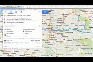 Entfernungen Berechnen Google Maps : kilometer entfernung berechnen so nutzen sie google maps ~ Themetempest.com Abrechnung
