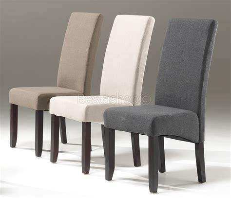 chaise de salle à manger design chaise salle manger couleur design de maison