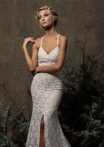 penelope backless lace wedding dress dreamers and lovers With stretch lace wedding dress