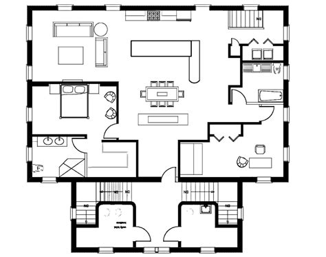 Apartment Feng Shui Layout