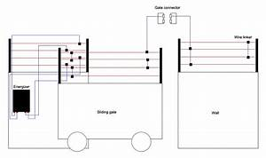 Electric Gate Wiring Diagram   28 Wiring Diagram Images